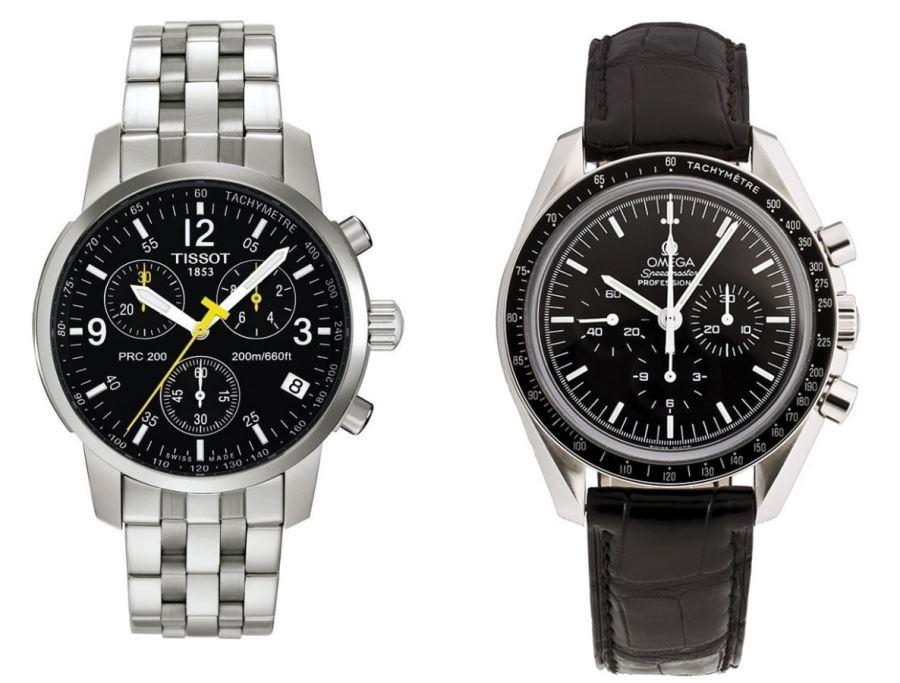 Tissot PRC200 : une montre accessible