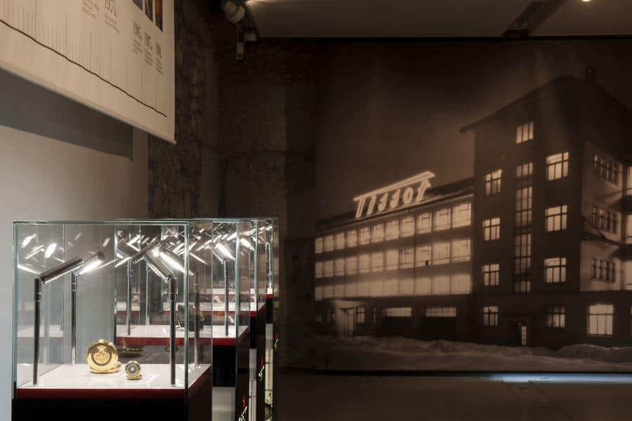 Exposition Cité du Temps Tissot