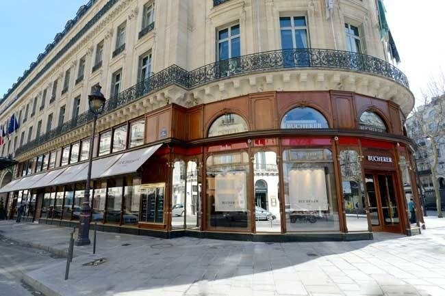 Magasin Bucherer Paris