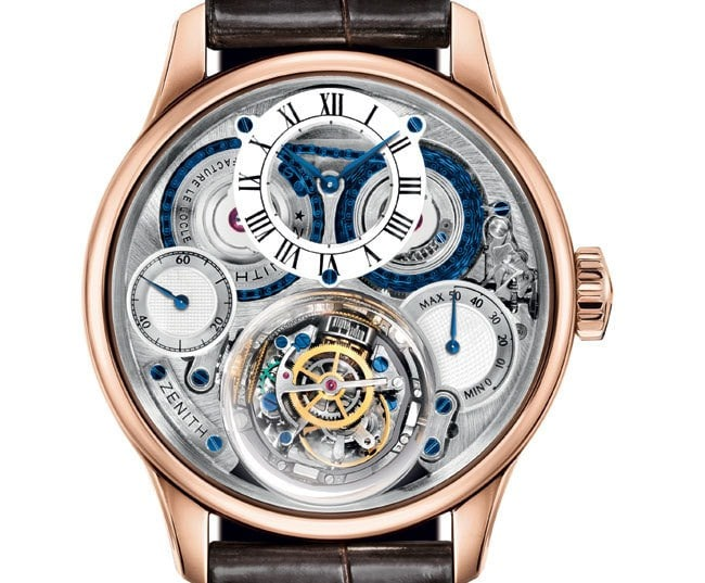 Zenith Christophe Colomb Huricanne