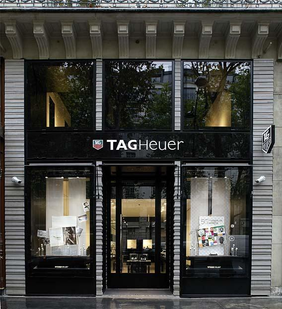 Flagship Tag Heuer