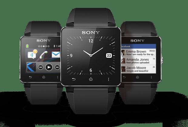 Sony SmartWatch-2