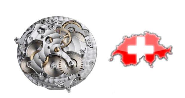 Exportaiton horlogerie suisse