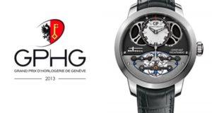 GP Echappement Constant LM - Aiguille d'Or au GPHG 2013