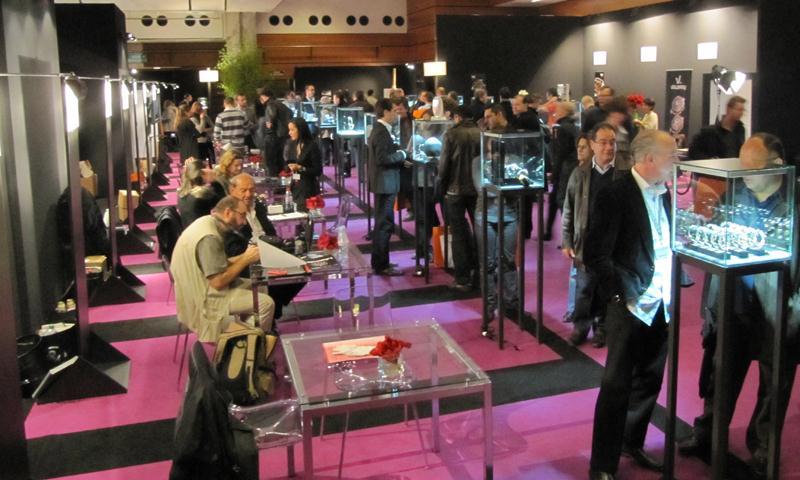 Les Horlogers indépendants au Salon Belles Montres
