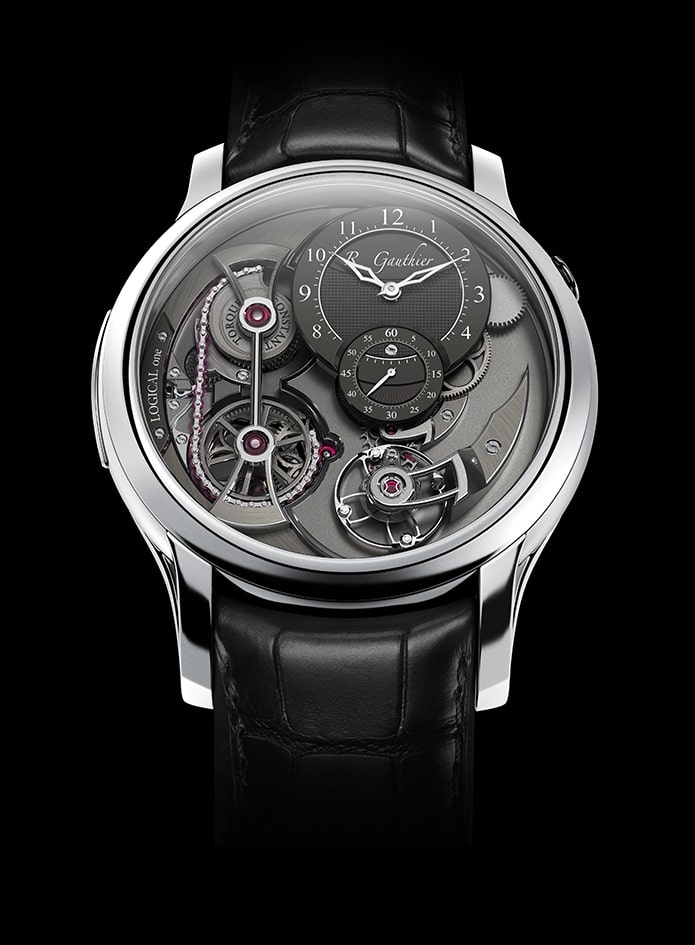 Romain Gauthier Logical One Platine
