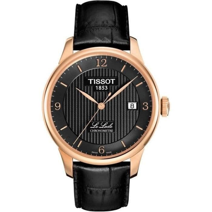 Le Locle Automatic Chronometer PVD or rose