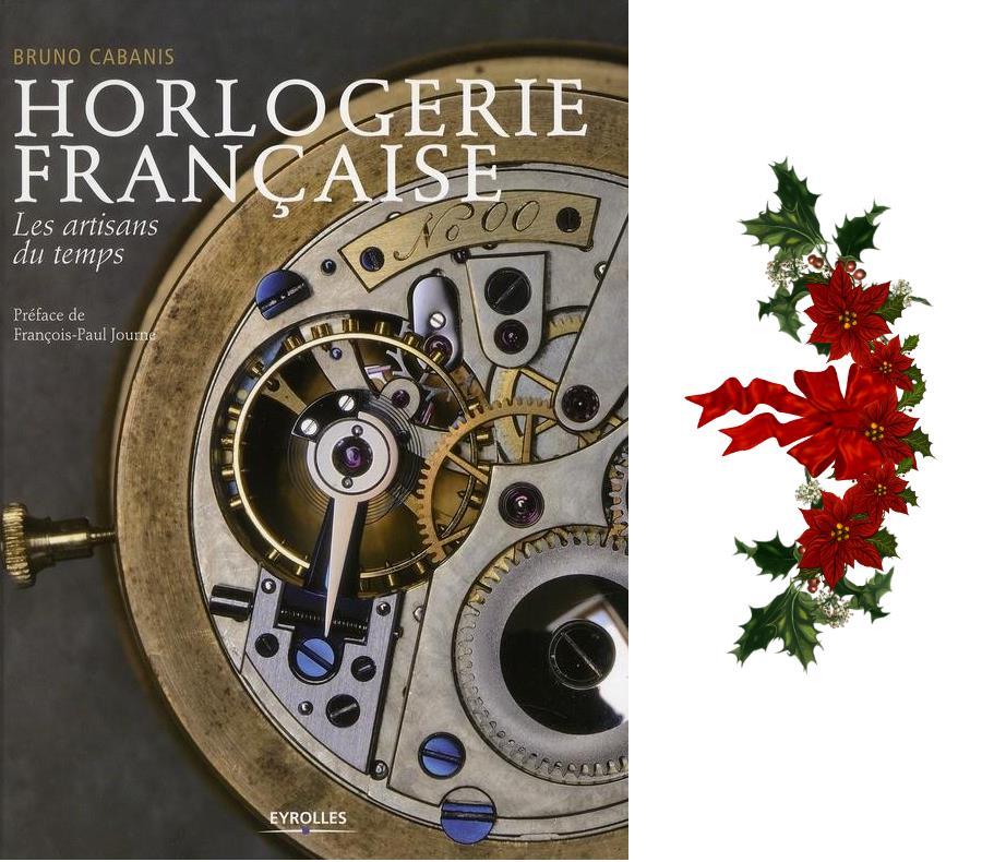 Livres de montres pour Noël