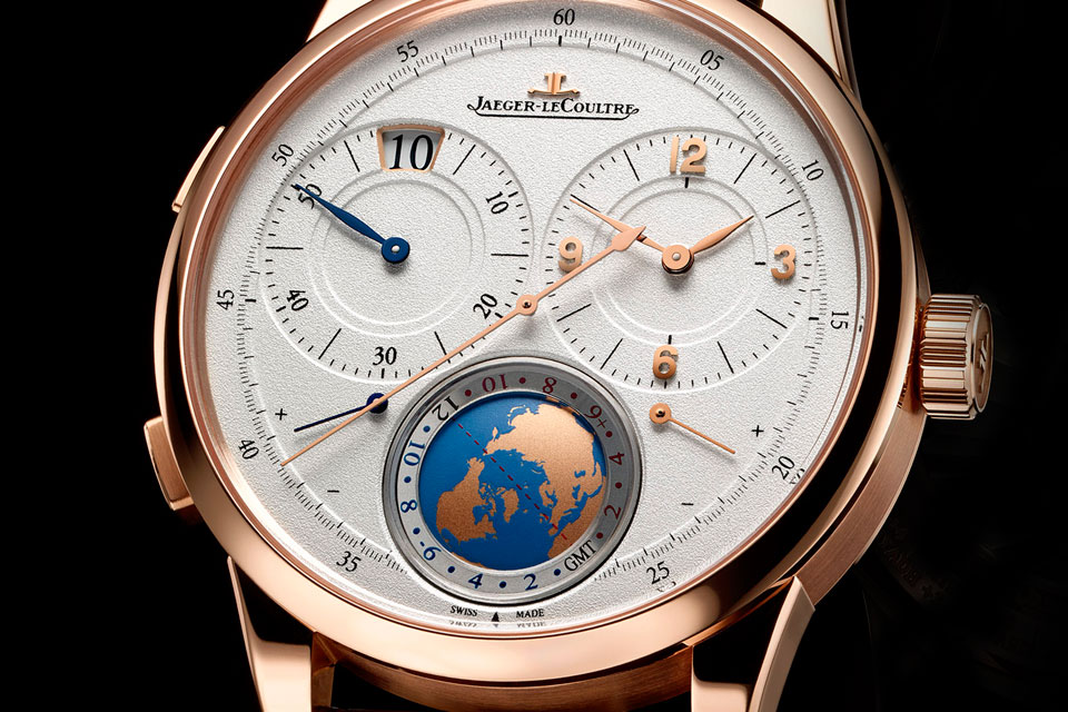 Montre Jaeger LeCoultre Duomètre Travel Time