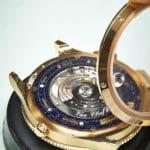Complication Poétique Midnight Planétarium - découverte du cadran