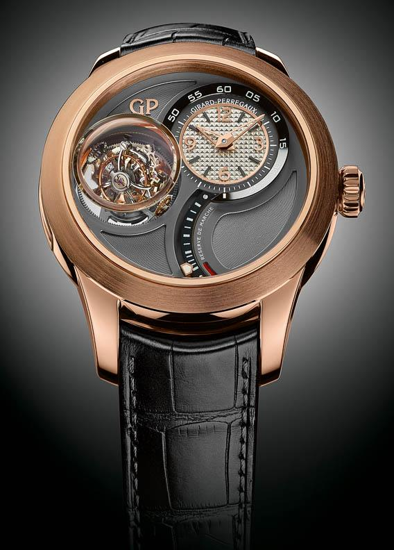 GP Tourbillon Tri Axial