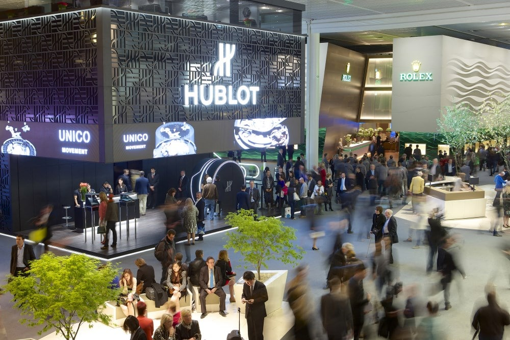 Baselworld 2017 salon de l 39 horlogerie et de montres - Salon de l horlogerie ...