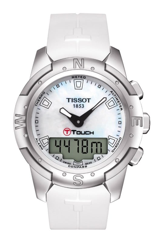 Tissot T Touch 2 Lady