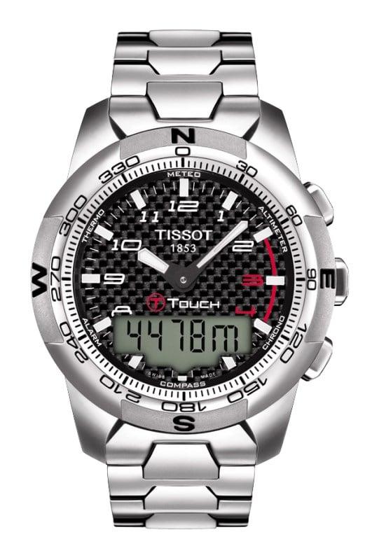 Tissot T Touch 2 Titane