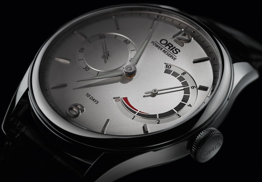 Oris 110 Years Limited Edition en acier