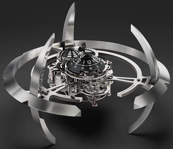 L'Epée 1839 Starfleet Machine version dark