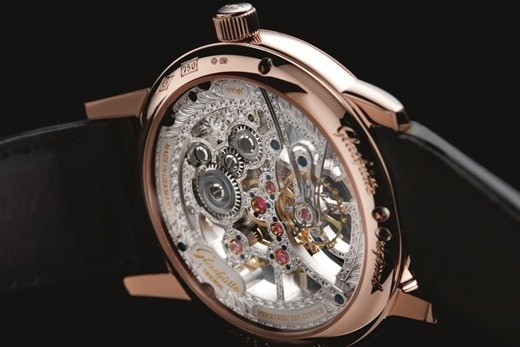 Montre GO Senator Manual Winding Skeletonized Edition