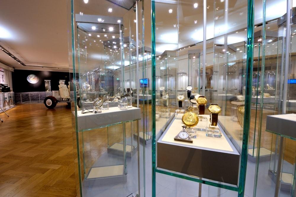 Musée Omega à Bienne