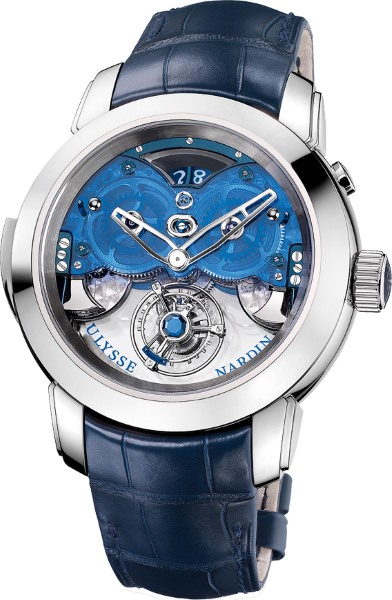 Montre Ulysse Nardin Imperial Blue