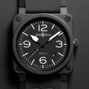 Bell & Ross BR03-92 Ceramic Black Matte