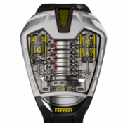 Hublot MP-05 LaFerrari 50 days Power Reserve