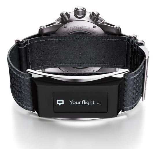Bracelet e-strap Timewalker MontBlanc