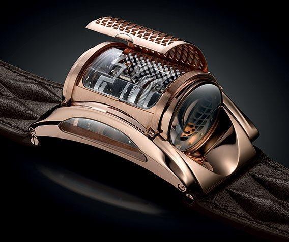 Montre Parmigiani Bugatti Type 370 Révélation