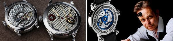 AHCI et Peter Speake Marin