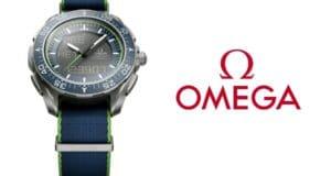 Montre électronique Omega Seamaster X-33 Solar