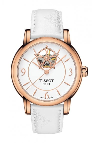 Tissot Lady Heart PVD or rose