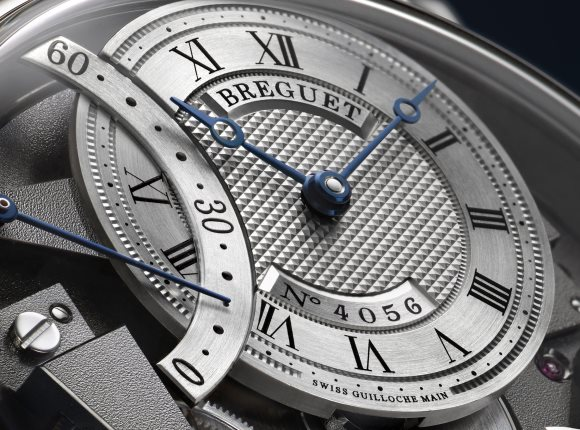 Cadran de la breguet Tradition 7097