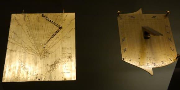 Cadrans Solaires du XVIIe et XVIIIe