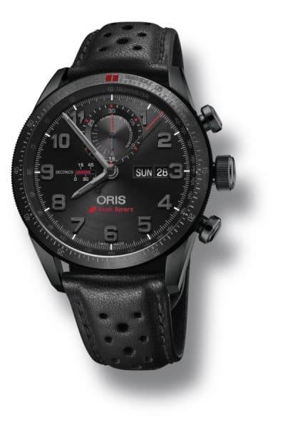 Chronographe Oris Audi Sport Limited Edition II
