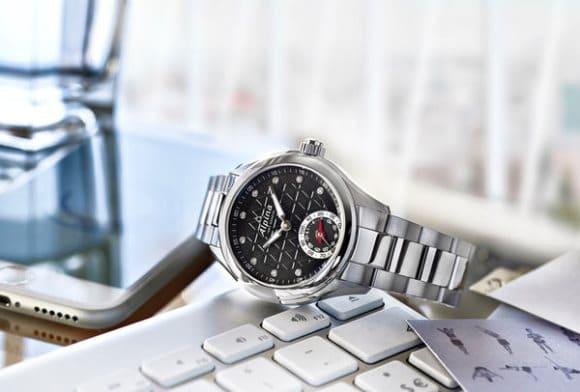 La montre connectée signé Alpina