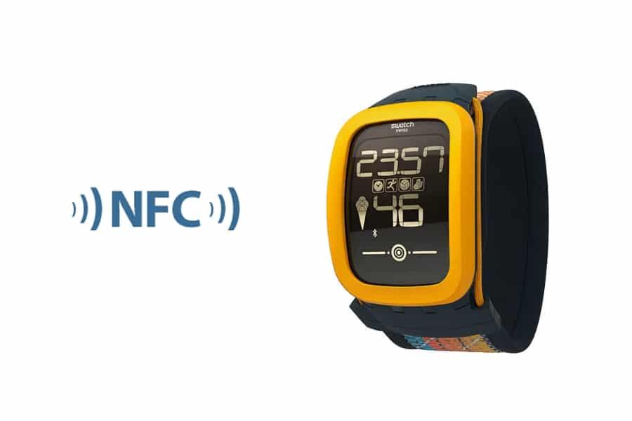 1e449245e631d Swatch et les smartwatch : le concept du NFC