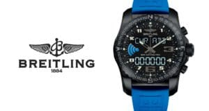 Montre connectée chrono B55 par Breitling