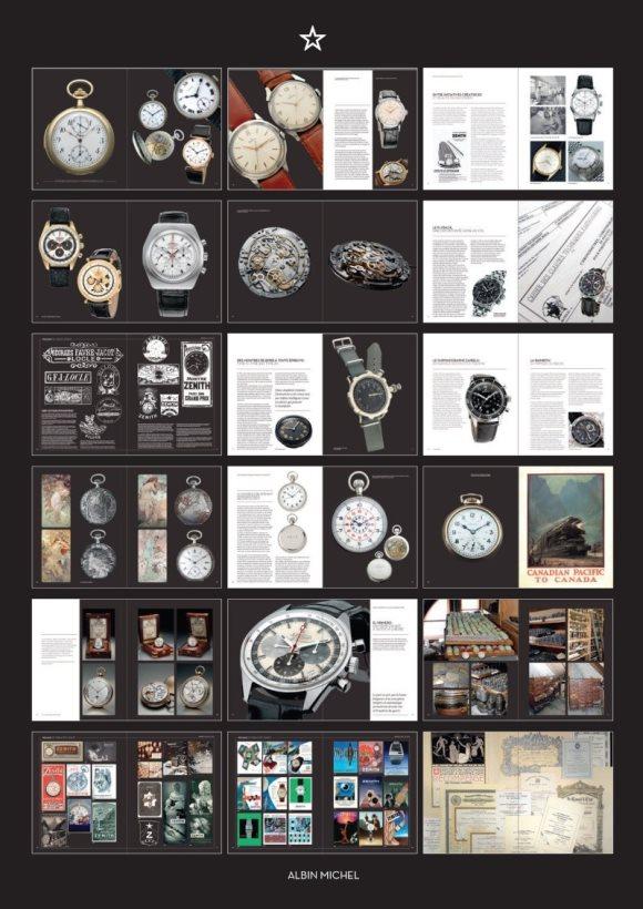 Zenith la saga d'une manufacture horlogère étoilée