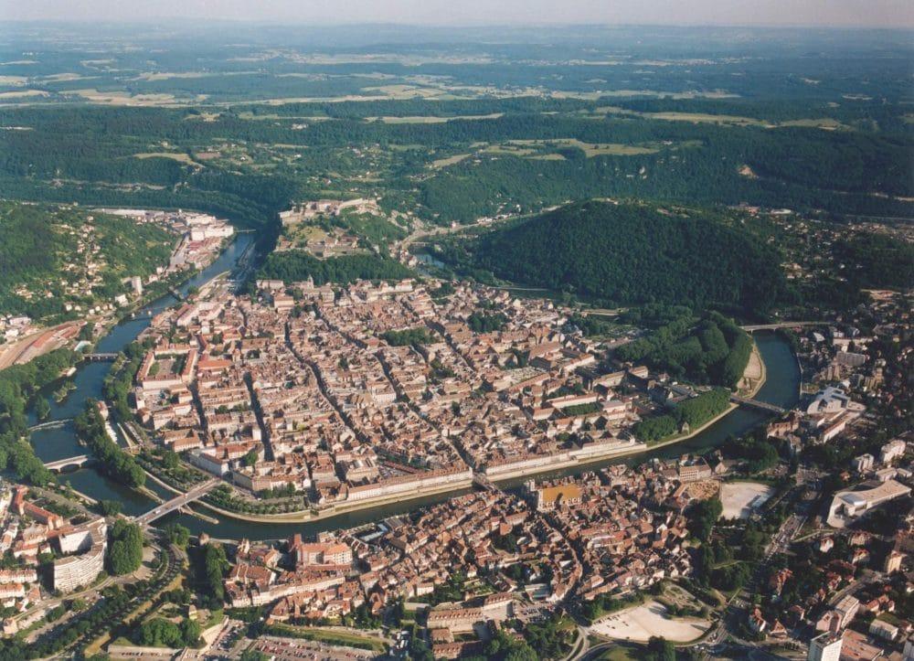 Besançon : l'horlogerie en France