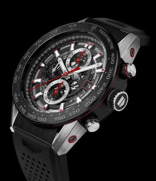 Chronographe TAG HEUER Carrera Calibre 01