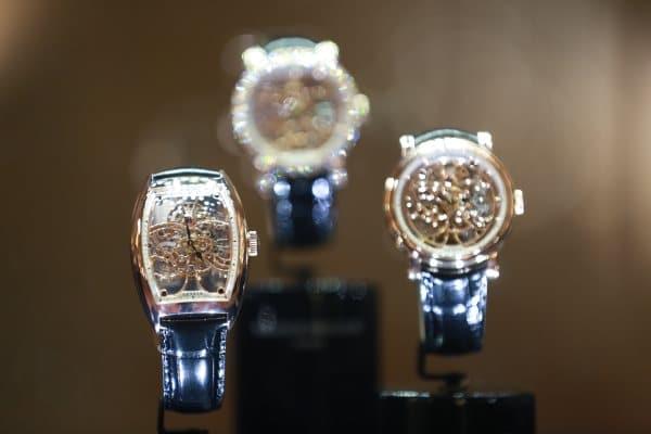 De belle montre à Top Marque