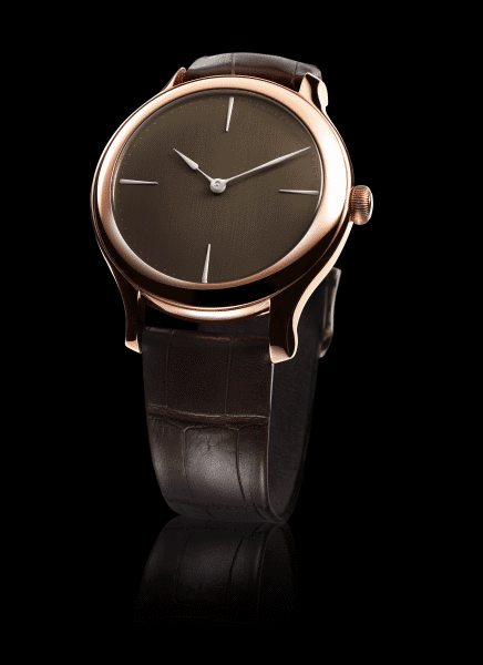 Laurent Ferrier Galet Micro Rotor 369 mm Chocolat