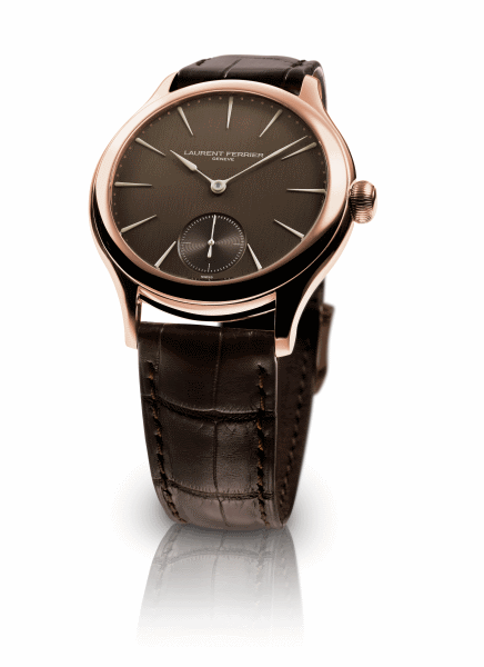 Laurent Ferrier Galet Micro Rotor Chocolat