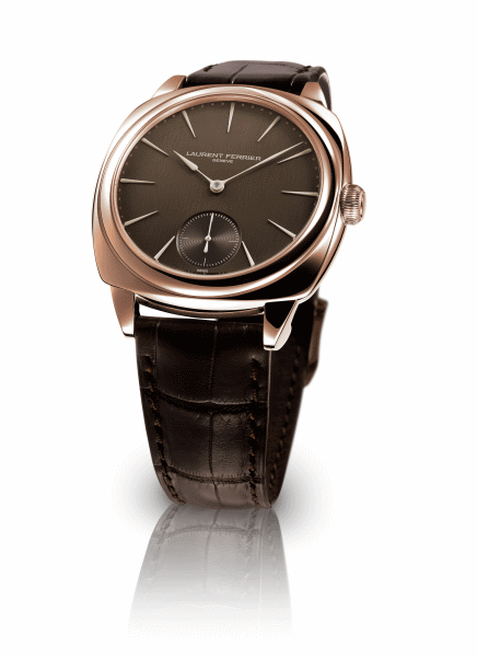 Laurent Ferrier Galet Square Chocolat