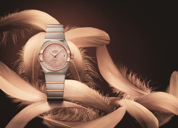 Omega Constellation Pluma 2015