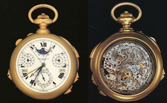 Patek-Philippe Graves Supercomplication