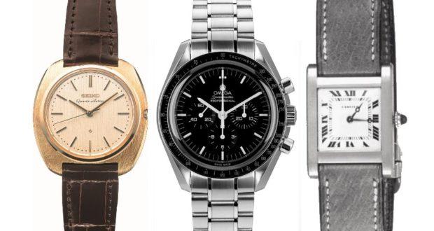 L'horlogerie et les montres : le guide
