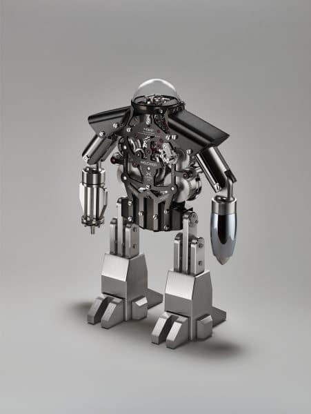 Robot Melchior de dos