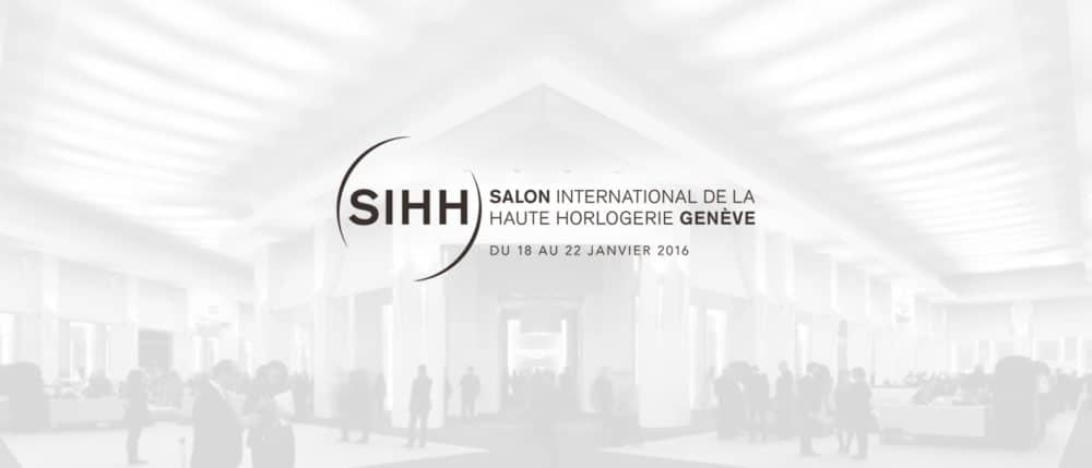 0116659d8a SIHH Genève 2019 : le salon de la haute horlogerie international