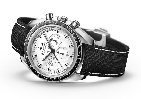 Speedmaster Moonwatch Professional Silver Snoopy Award