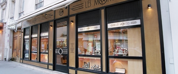 Boutique Les Montres